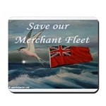 Merchant Navy Mousepad