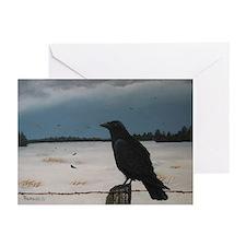 Old Crow Yule Card (20)