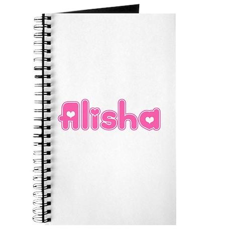 """""""Alisha"""" Journal"""