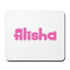 """""""Alisha"""" Mousepad"""