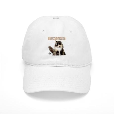 Calico Cat Cap