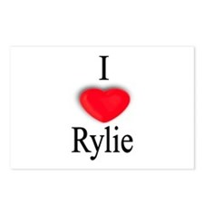 Rylie Postcards (Package of 8)