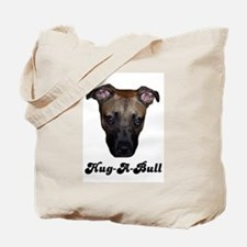 HUG-A-BULL (PITBULL) Tote Bag