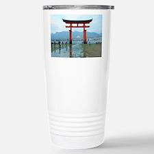 Miya Jima Stainless Steel Travel Mug