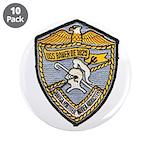 """USS BAUER 3.5"""" Button (10 pack)"""