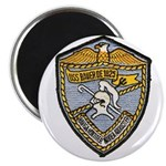 "USS BAUER 2.25"" Magnet (100 pack)"