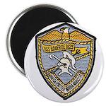 USS BAUER Magnet