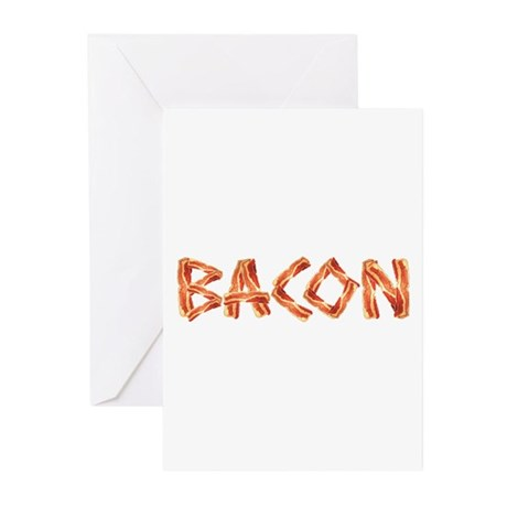 BACON Greeting Cards (Pk of 20)