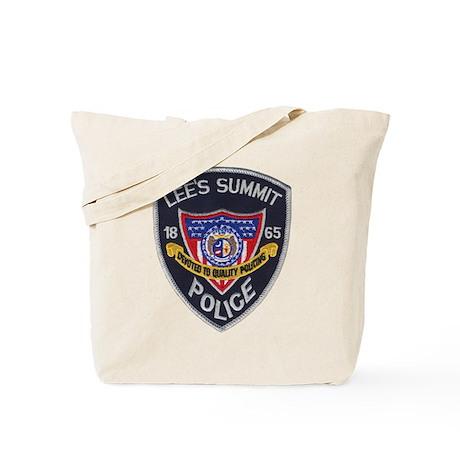 Lee's Summit Missouri Police Tote Bag