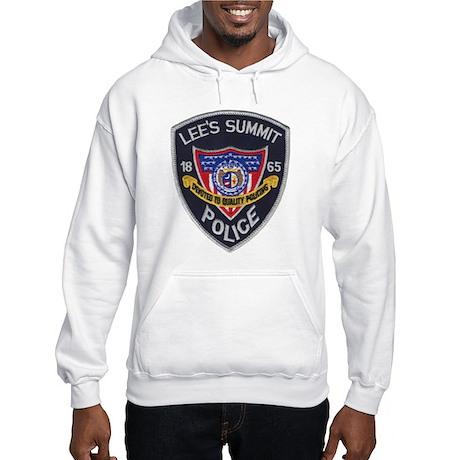 Lee's Summit Missouri Police Hooded Sweatshirt
