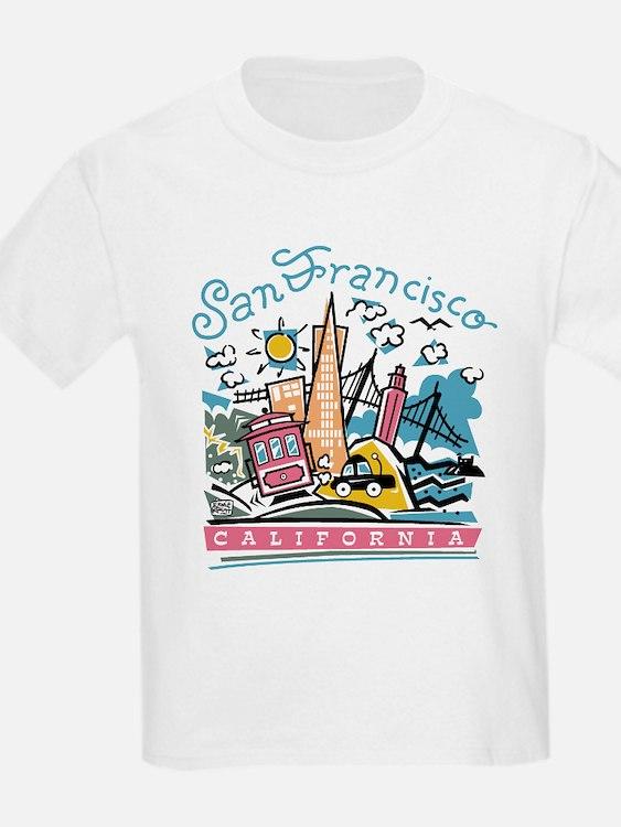 Fun San Francisco T-Shirt