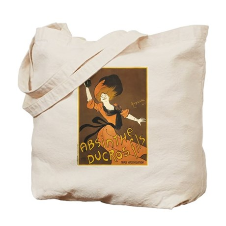 Absinthe Ducros Tote Bag