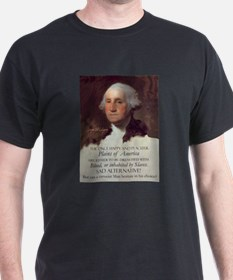 Washington Blood or Slavery T-Shirt