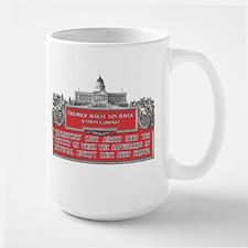 VON HAYEK Mug