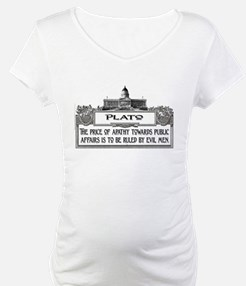 PLATO SPEAKS Shirt