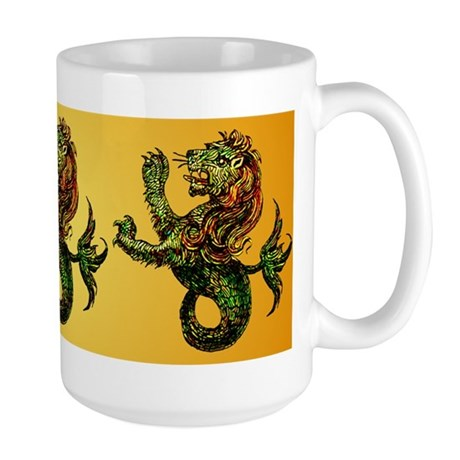 Singa-Laut Large Mug