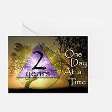 2 Year ODAAT Birthday Greeting Card