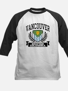 Vancouver Kids Baseball Jersey