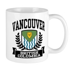 Vancouver Small Mugs