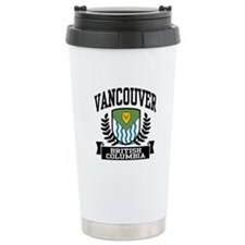 Vancouver Travel Coffee Mug