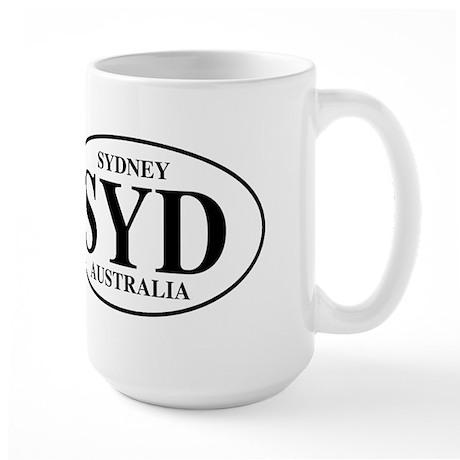 SYD Sydney Large Mug