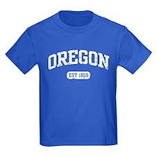 Oregon Est 1859 T