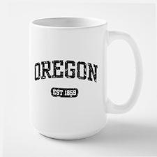 Oregon Est 1859 Mug