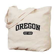 Oregon Est 1859 Tote Bag