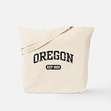 Oregon Est 1859 Tote Bag