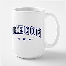 Oregon Large Mug