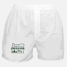 Everyone Loves an Oregon Boy Boxer Shorts