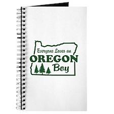 Everyone Loves an Oregon Boy Journal