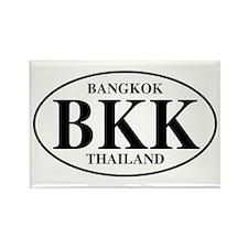 BKK Bangkok Rectangle Magnet (10 pack)