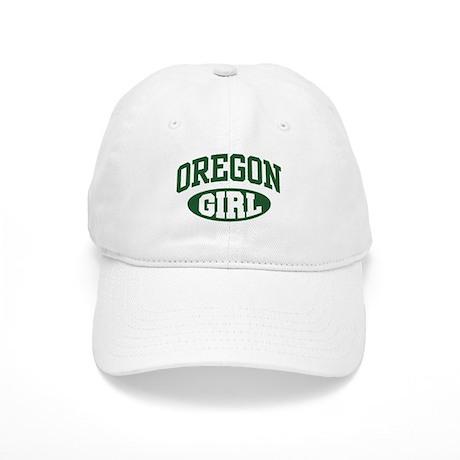 Oregon Girl Cap