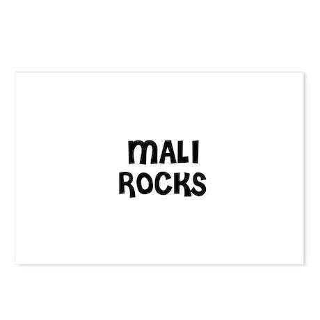 MALI ROCKS Postcards (Package of 8)