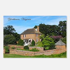Yorktown Custom House Postcards (Package of 8)
