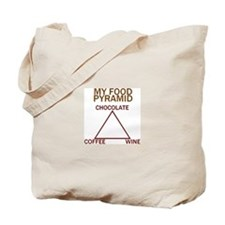 Cute Food and drink coffee Tote Bag