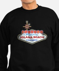 Fabulous Solana Beach Sweatshirt (dark)