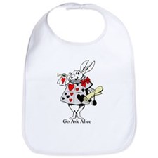 White Rabbit Bib