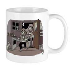 burglars Mug