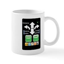 The Doctor's Evil Remote Small Mug
