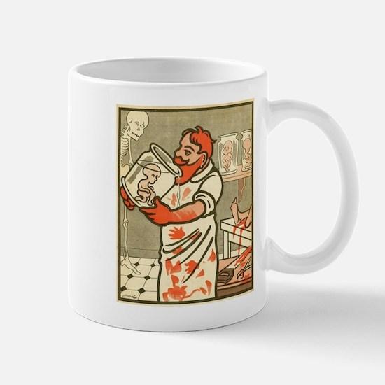 L'Assiette au Beurre 1907 Mug