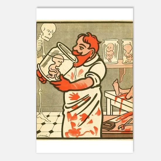 L'Assiette au Beurre 1907 Postcards (Package of 8)