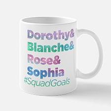 Golden Girls SquadGoals Mugs