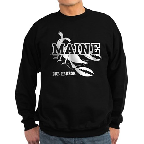 Maine Bar harbor Sweatshirt (dark)