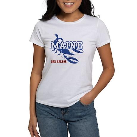 Maine Bar harbor Women's T-Shirt