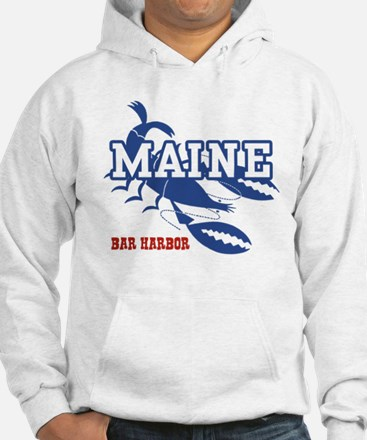 Maine Bar harbor Jumper Hoody