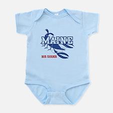 Maine Bar harbor Infant Bodysuit