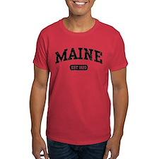 Maine Est 1820 T-Shirt