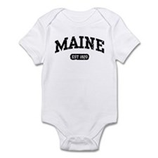 Maine Est 1820 Infant Bodysuit